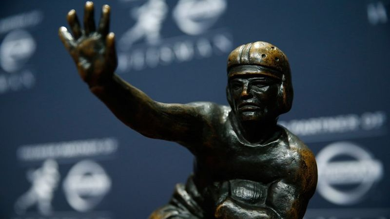 Heisman Trophy 2020