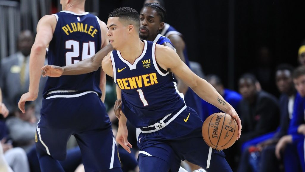 Sunday S Best Nba Total Clippers Vs Nuggets Picks