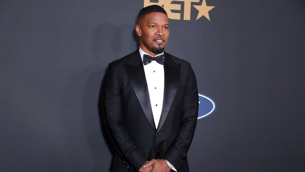 "Jamie Foxx to be Face of BetMGM's ""The King of Sportsbooks"" Campaign"