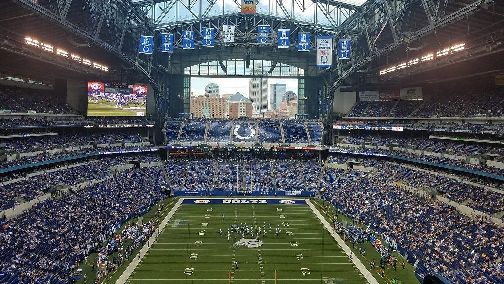Indianapolis Colts Welcome Caesars and William Hill into Their Sponsorship Family