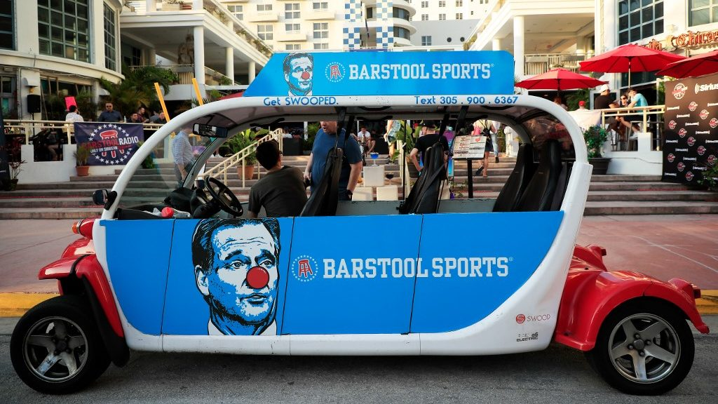 Penn National and Barstool Sports Holding Their Own