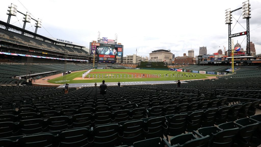 BetMGM and Detroit Tigers Announce Official Gaming Partnership