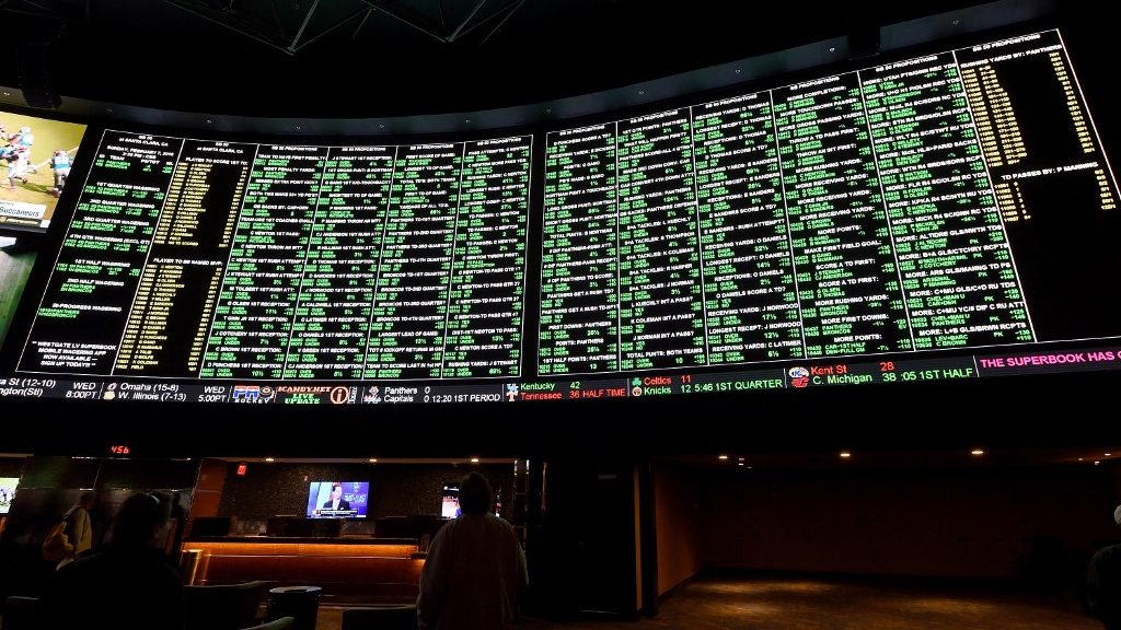 The Good and the Not-So-Bad From West Virginia's May Sports Betting Figures