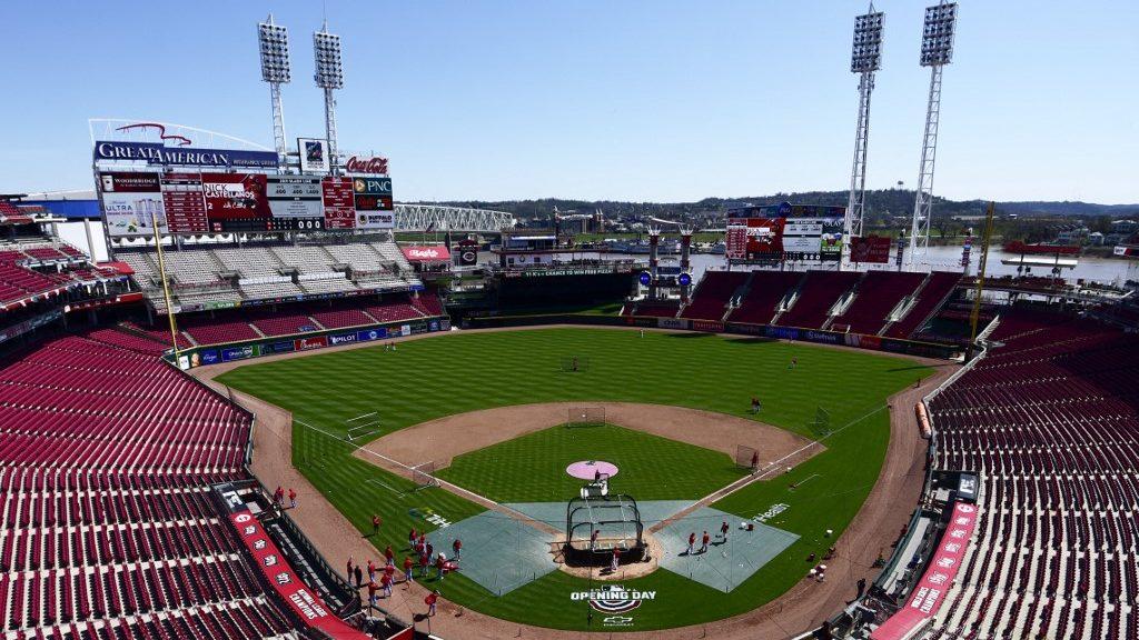 Cincinnati Reds Bring On WynnBET as Corporate Partner