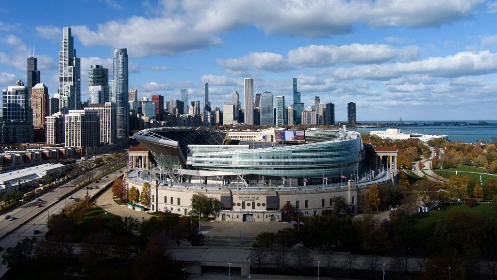Chicago Bears Stay Local with Rush Street Interactive Partnership