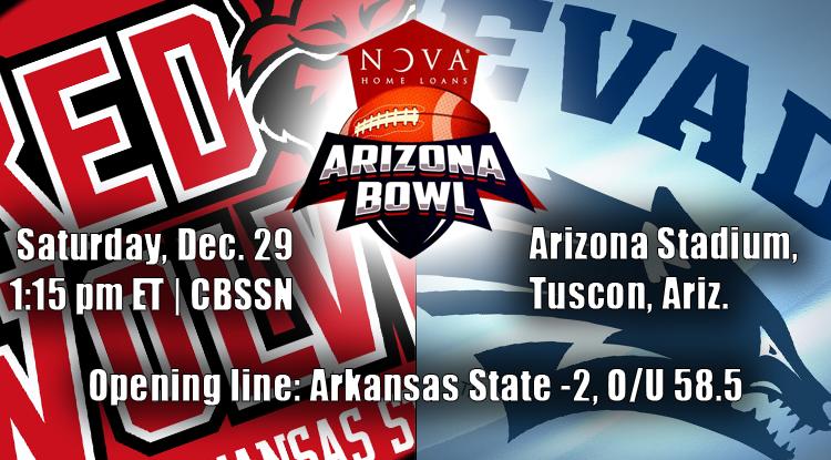 Arkansas State Vs. Nevada: Arizona Bowl Trends & Betting History