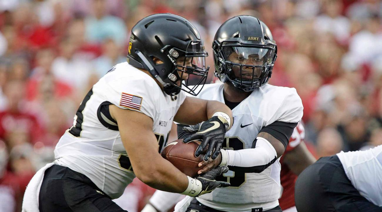 Army Ready For Battle In Armed Forces Bowl Against Undermanned Houston
