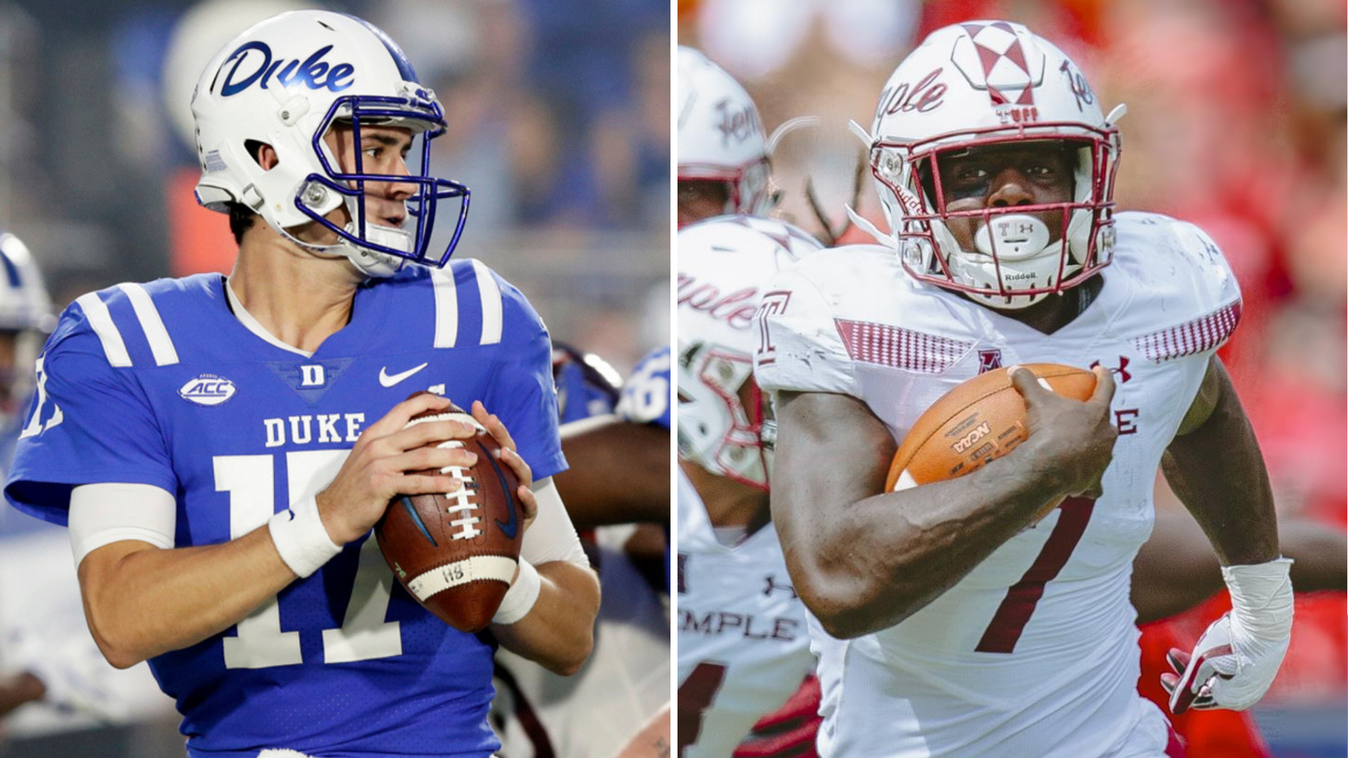 Have Faith In Temple In Independence Bowl Against Duke
