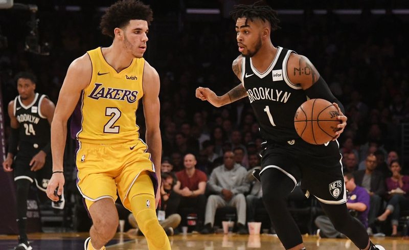 Surging Nets Catching Visiting Lakers At Perfect Time Tuesday