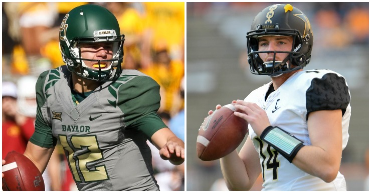 Vandy Cover Safe With Shurmur In Texas Bowl Against Baylor