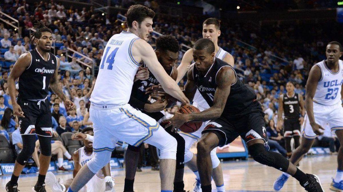 Cincinnati To Get Better Of UCLA For 2nd Straight Season