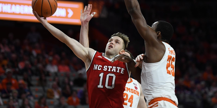 Teams Seek 'Madness' Attention As Auburn Faces Road Test At NC State