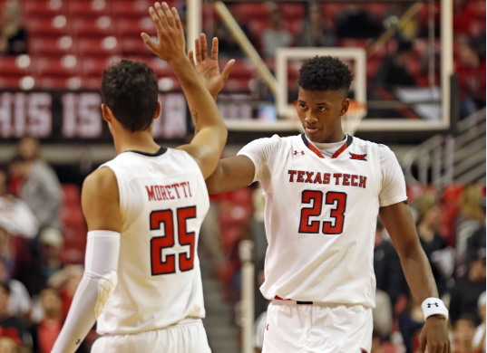No. 12 Texas Tech Could Impress Against No. 2 Duke At MSG