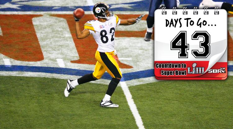 43 Days Until Super Bowl LIII: Randle El Bamboozles Seattle