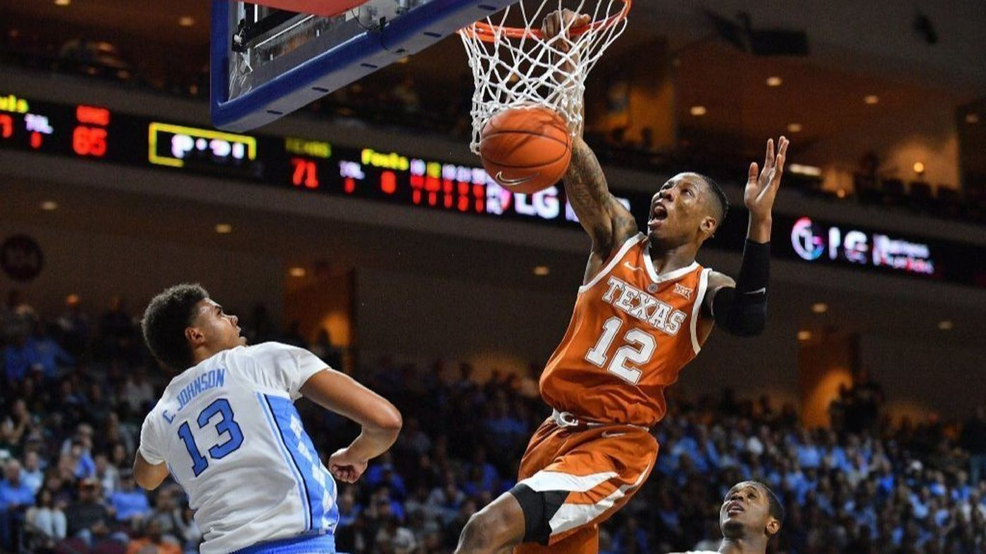 ESPN2 In Austin For Providence-Texas Collision Friday