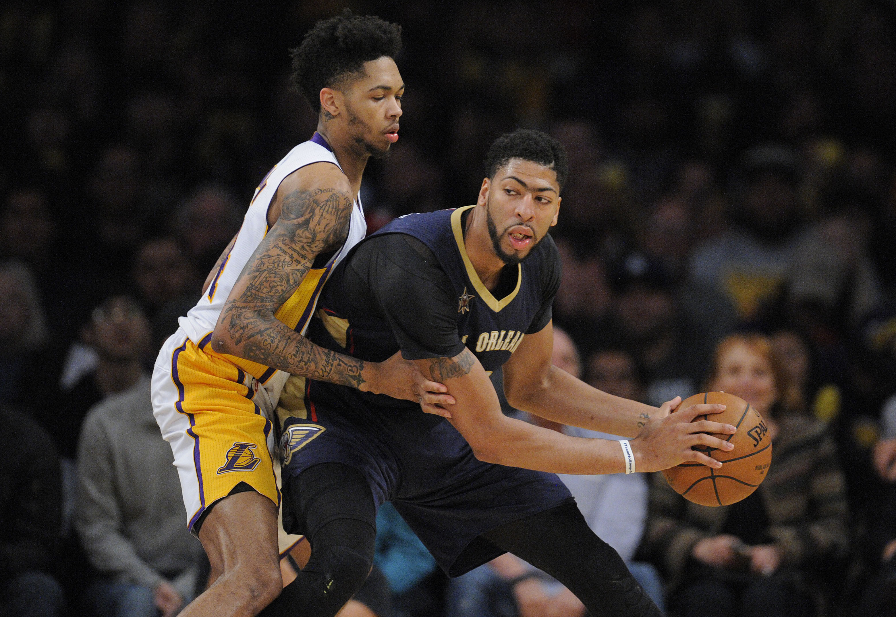 Take 'Under' When Undermanned Pelicans, Lakers Collide Friday