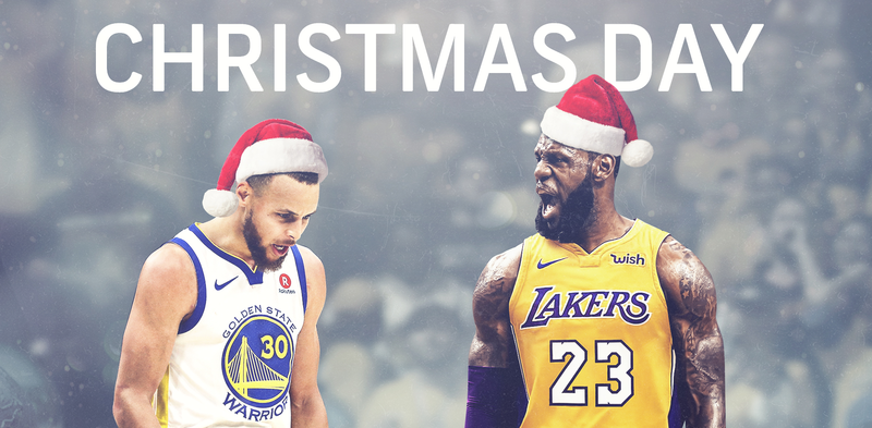 Merry Christmas? Wont Be For LeBrons Lakers At Warriors