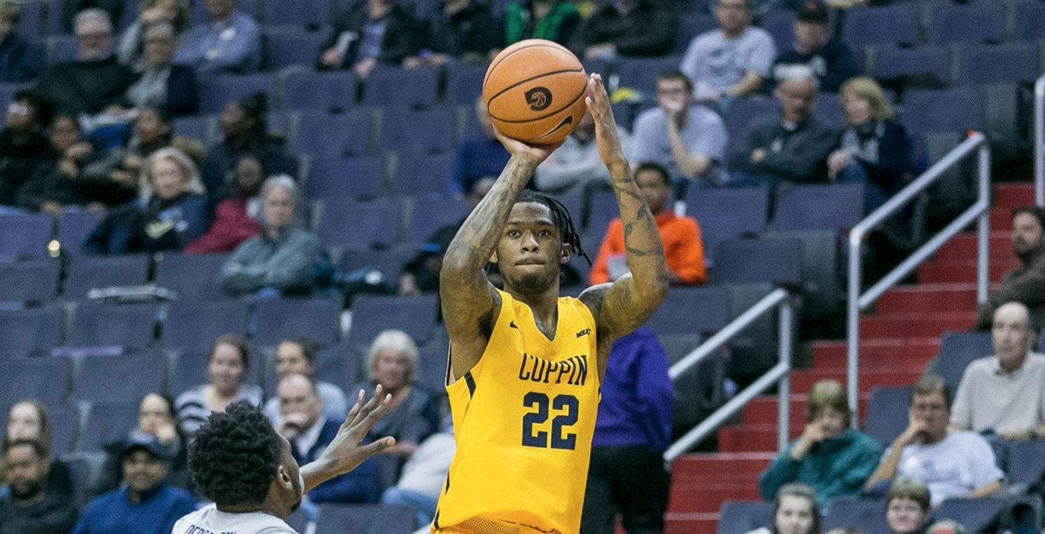 Houston To Chalk Up Win But Coppin State Will Get Big Cover