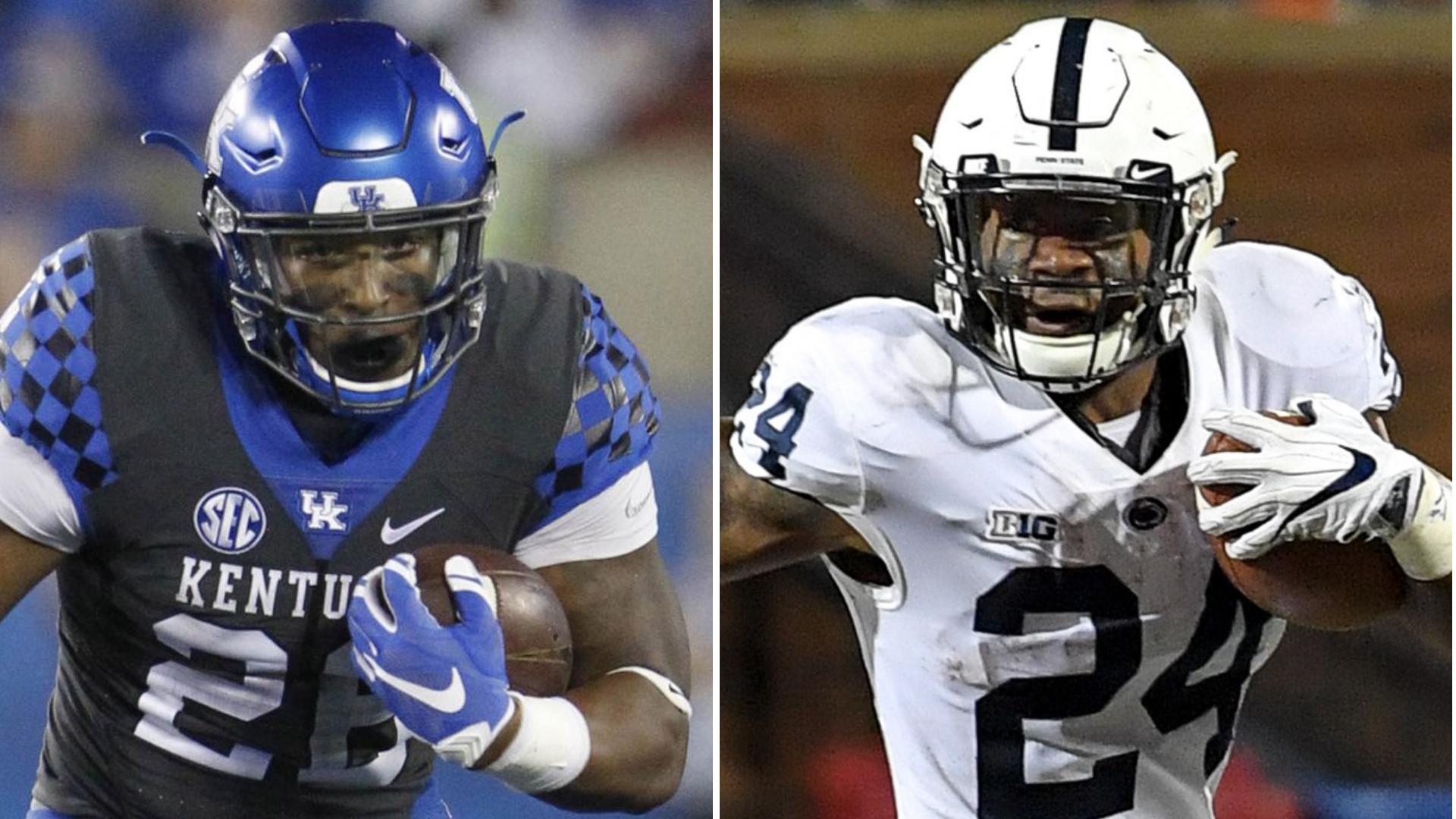Penn State To Run Miles Past Kentucky In Citrus Bowl