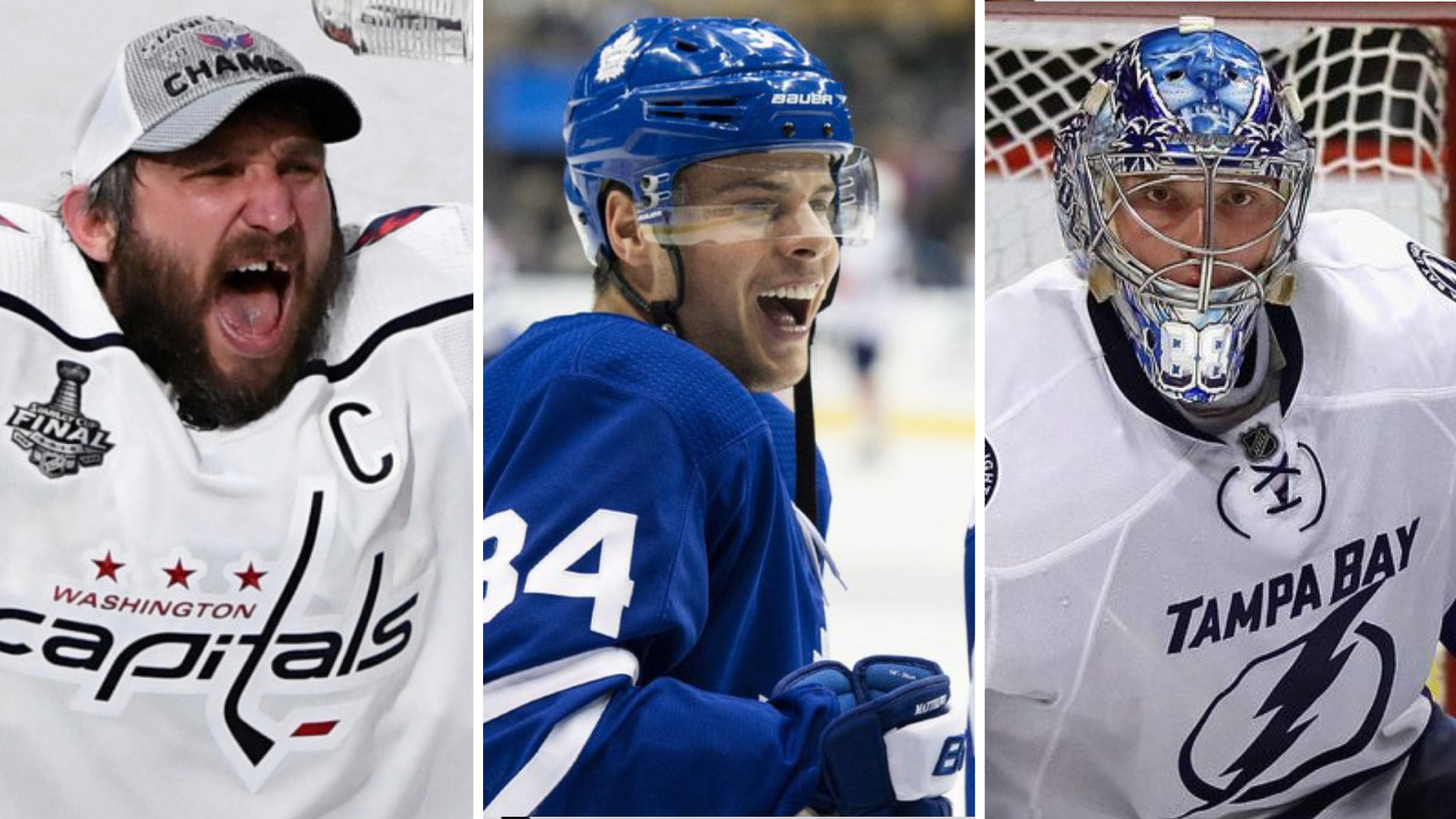 Don't Count Out Caps ... And Other 2019 NHL Predictions