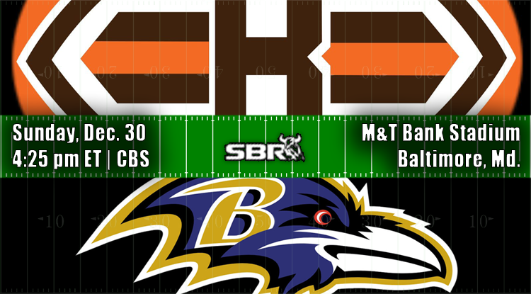 Week 17 Capper Court: Sweep On Ravens Beating Browns, Winning AFC North