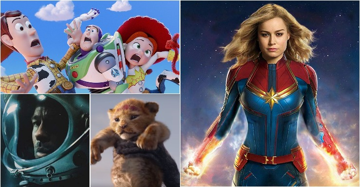 After Holiday Film Feast, Look Toward 2019's Movie Buffet