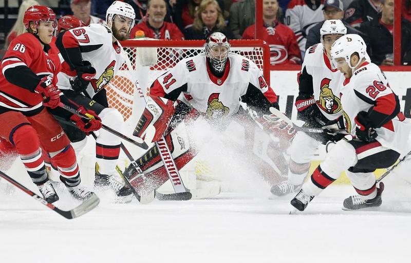 Senators Best Over Bet Of Season, While Hurricanes Are Under Kings