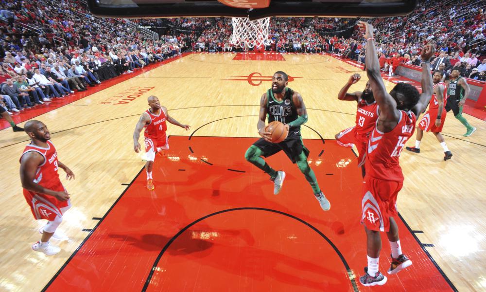 Deeper Celtics Win In Houston Vs. Harden & Supporting Cast