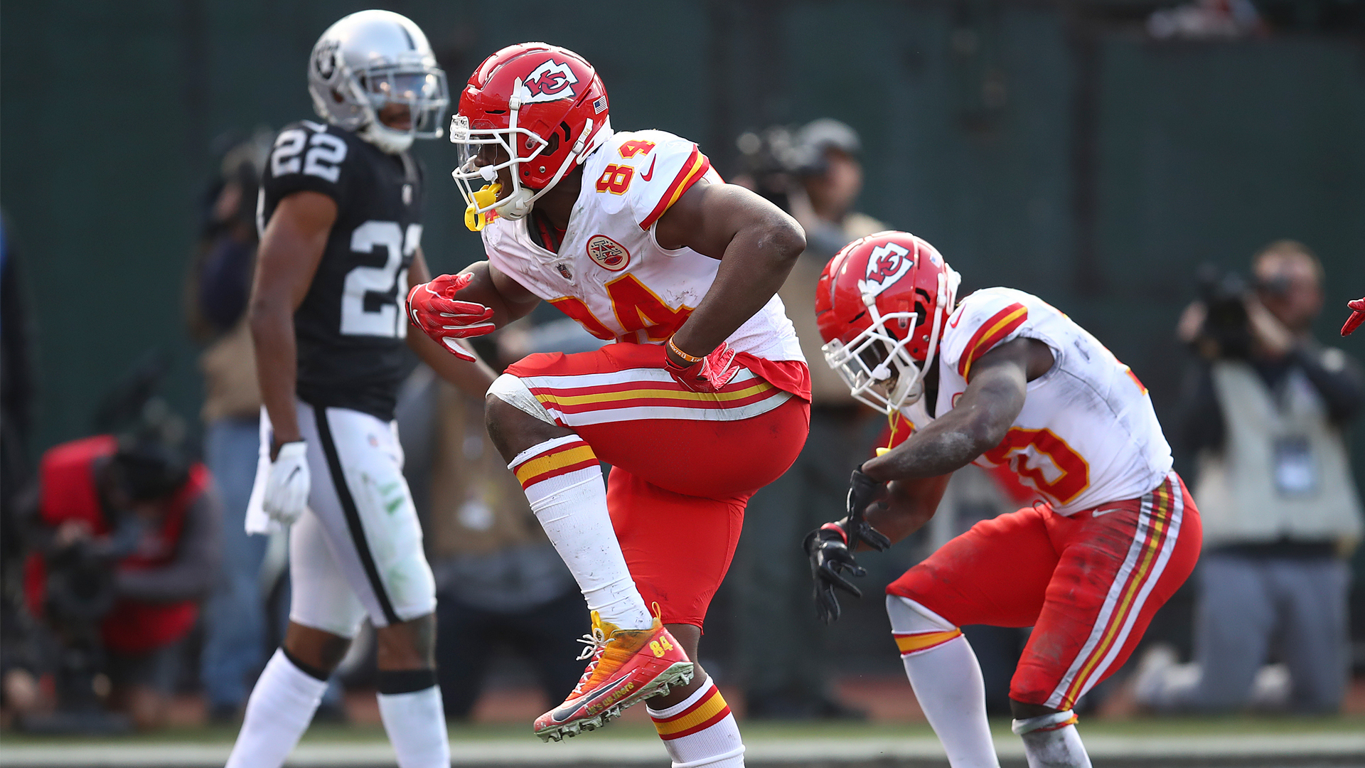 Raiders-Chiefs: KC Will Dance Its Way To Cover, AFCs Top Seed