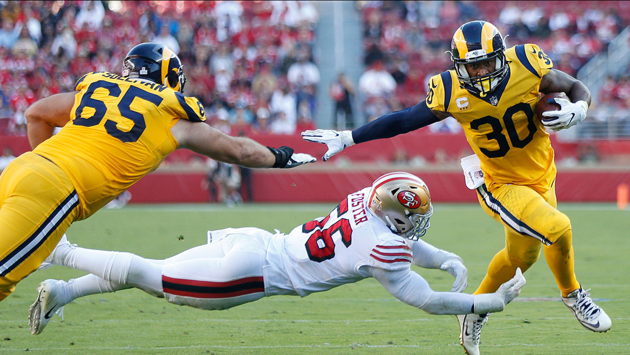 Week 17 Too Risky To Bet: Rams Looking To Stay Healthy Vs. 49ers