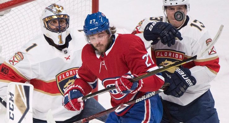 Panthers Claw Back Into Playoff Race With Big Win Over Habs
