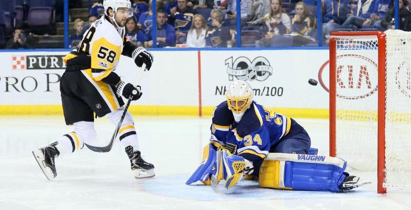Penguins-Blues: Both Look For Longest Win Streak Of Season