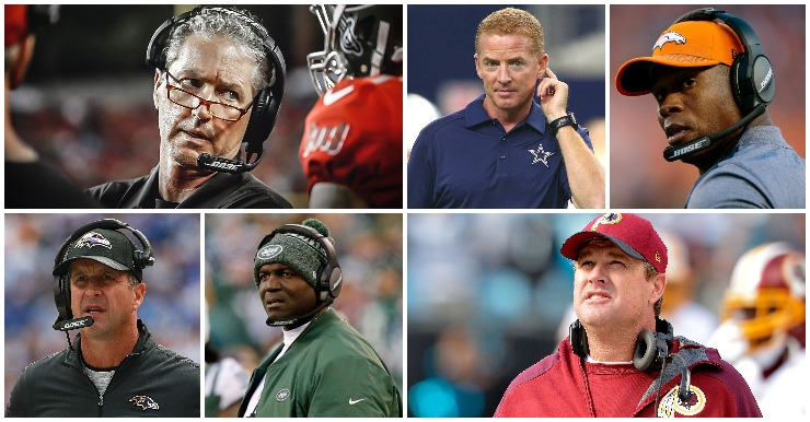 Which NFL Coaches Will Be Given Their Pink Slips?