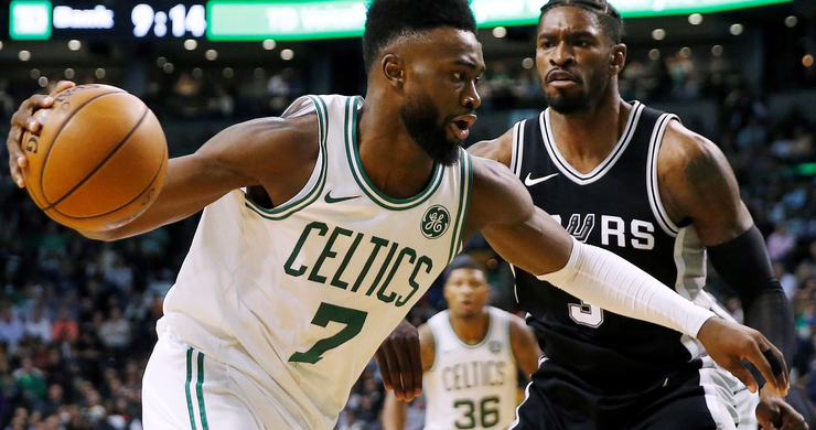 Spurs' Togetherness Is The Difference In Win And Cover Over Celtics
