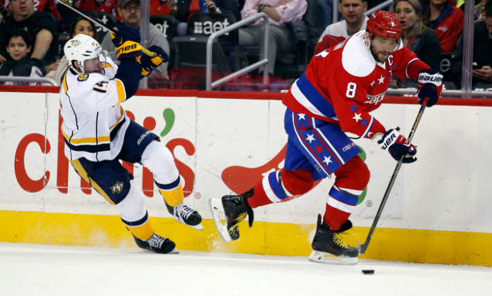 Holtby Helps Capitals Ring In The New Year By Shutting Down Preds