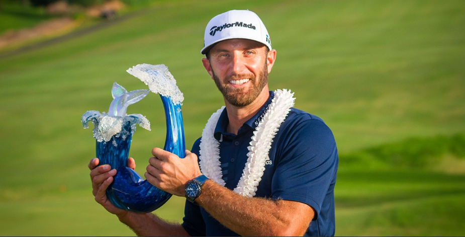 Johnson The Fave As PGA Tour Returns With Tourney Of Champions