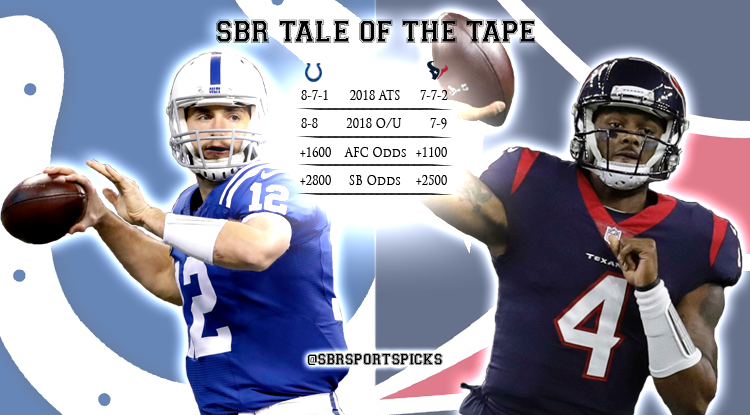 Colts-Texans: Expect Another Close Game & Indy Victory