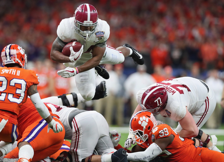 Tide And Tigers Will Explode Past Total In CFP Title Game