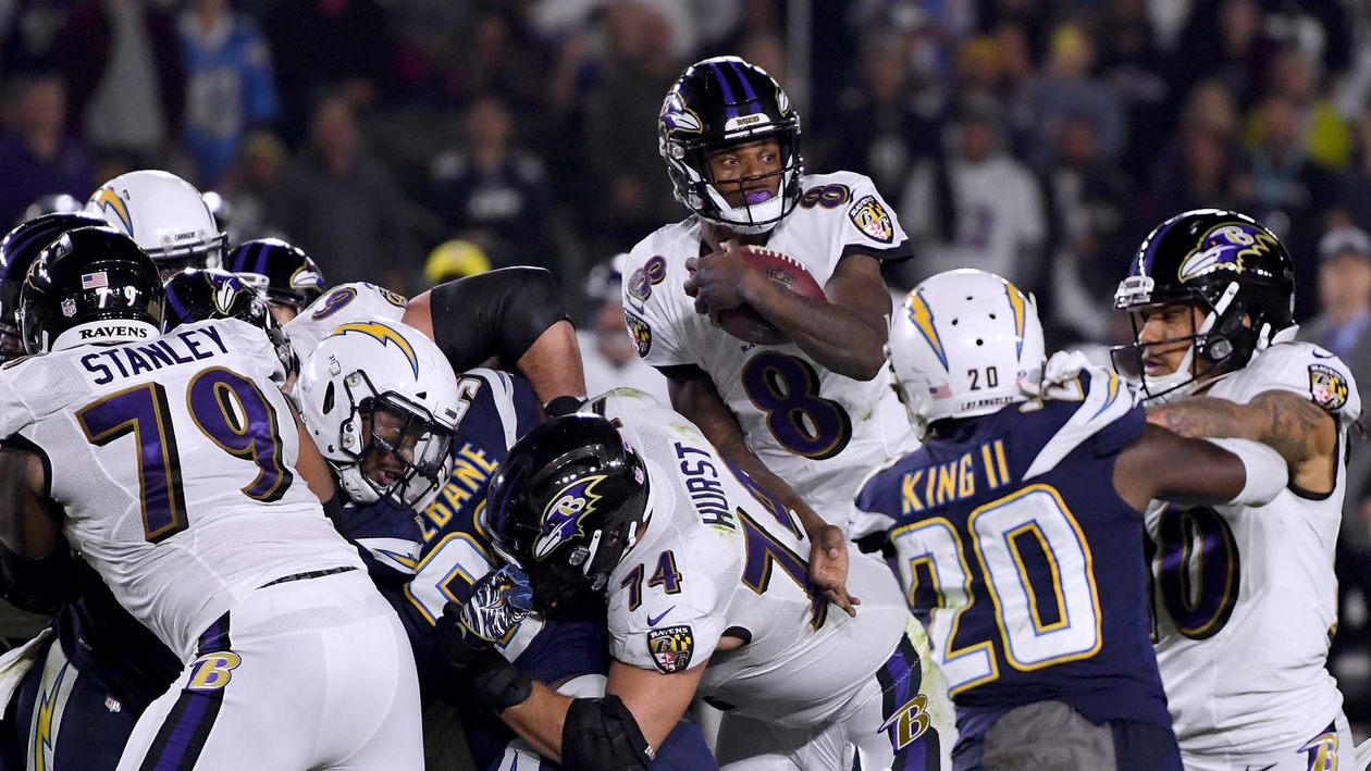 Chargers At Ravens: AFC Wild Card Trends