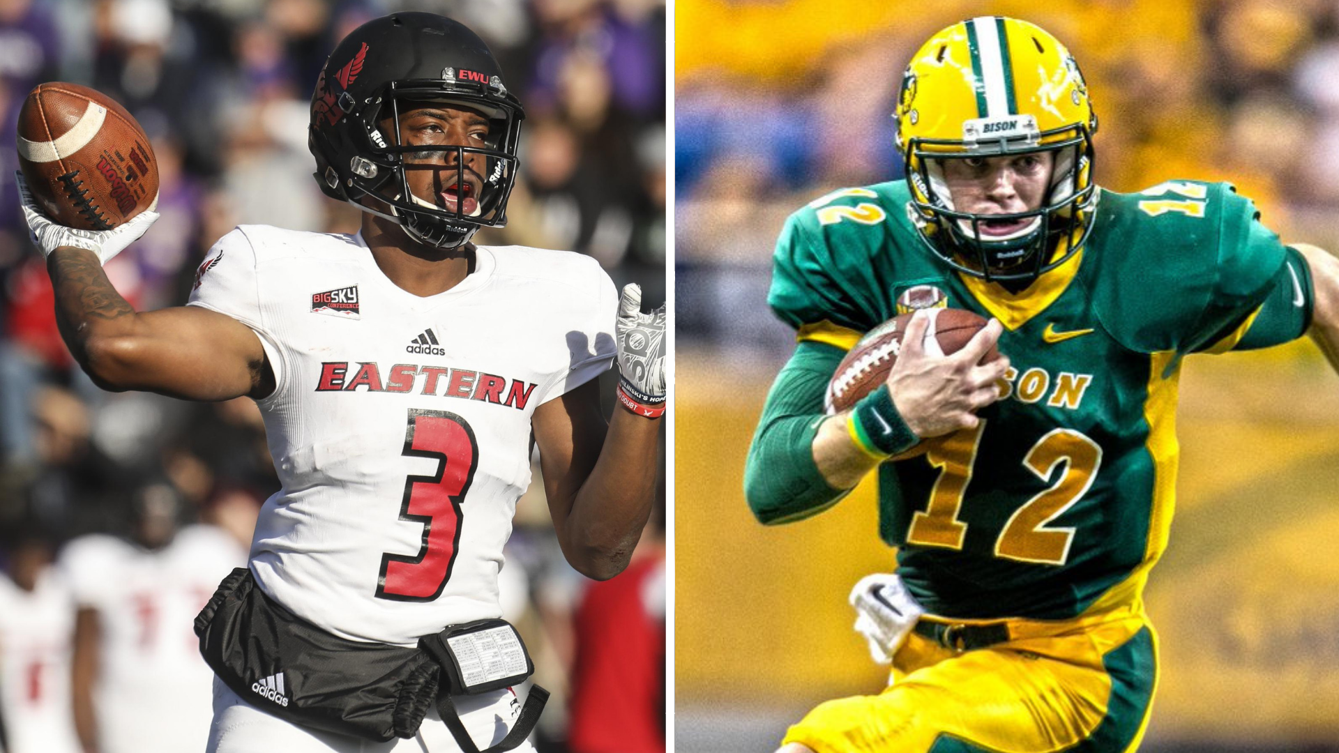 Bison Will Stick It To Eagles For Big Cover In FCS Title Game
