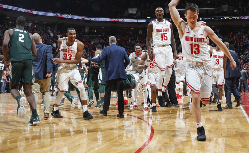 Buckeyes Poised To Upset Highly-Ranked Spartans Again?