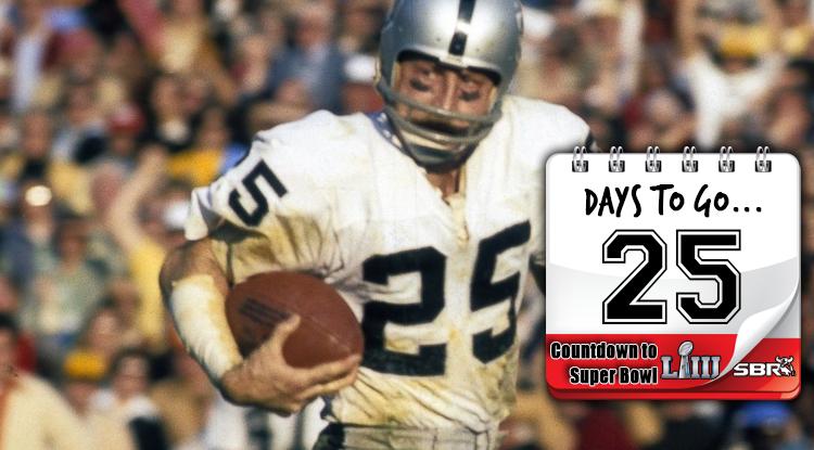 25 Days Until Super Bowl LIII: Biletnikoff Caps Glorious Career