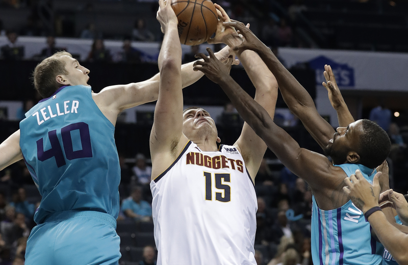 Hornets-Nuggets: Road Woes To Continue For Charlotte