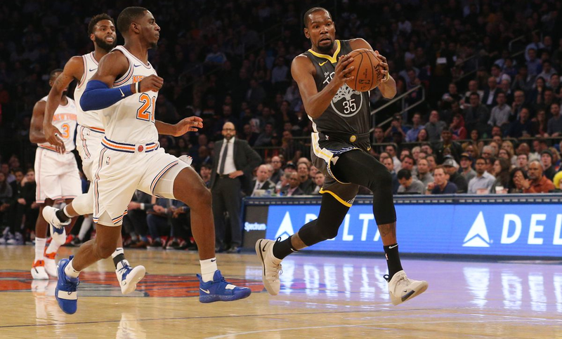 Will Tired Knicks Put Up Much Of A Fight At Warriors Tuesday?