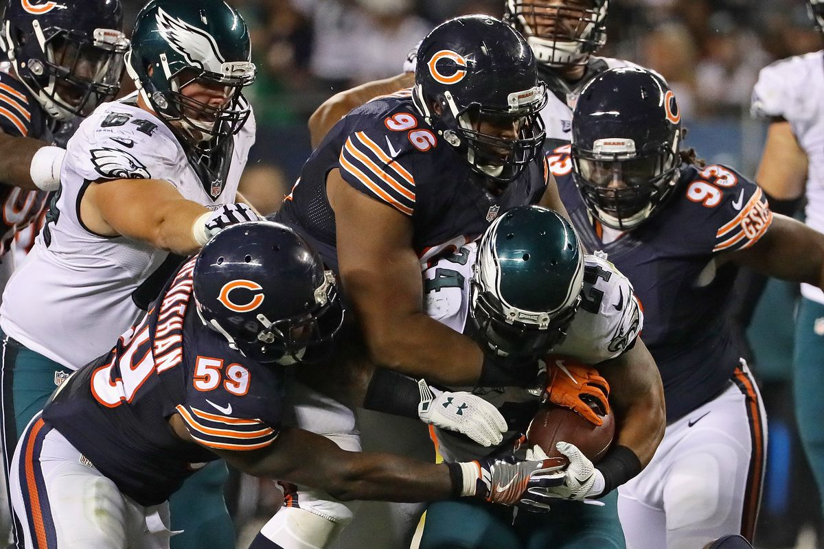 Sunday WC Chargers-Ravens & Eagles-Bears Totals Picks