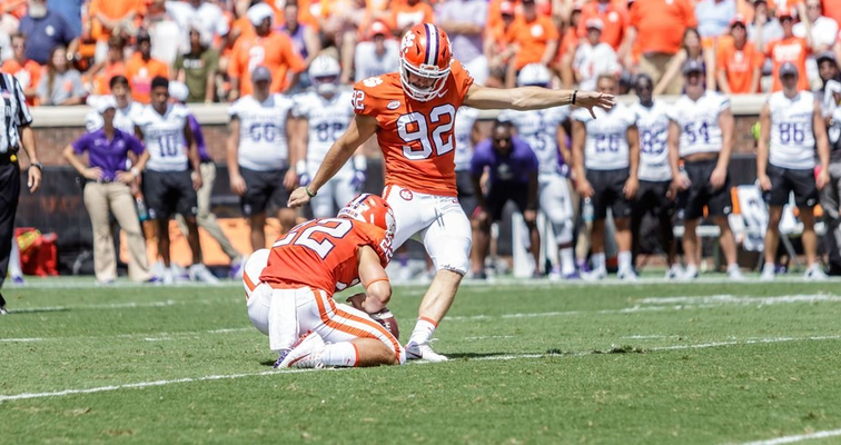 Could Special Teams Be The Difference In Tide-Tigers?