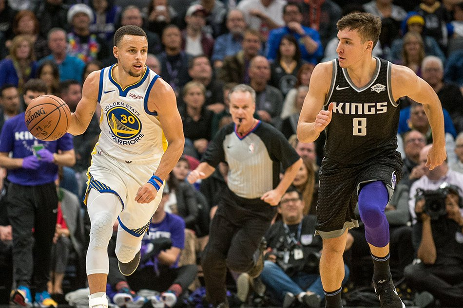 Speedy Kings Make 'Over' The Right Call Versus Warriors