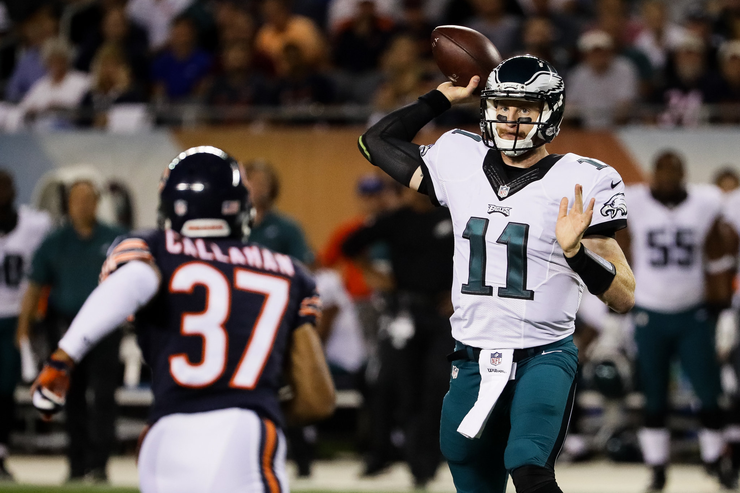 Eagles Gain More Wild-Card Value With Latest NFL Line Moves