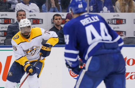 Preds To Win High-Scoring Game Vs. Leafs In Potential Cup Matchup