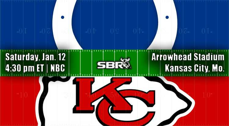 Colts At Chiefs: AFC Divisional Round Trends